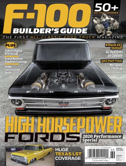 F100 Builder Guide June 02, 2020 00:00