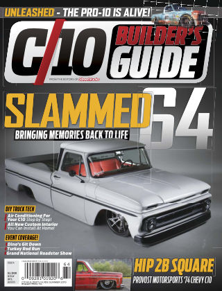 C10 Builder Guide Summer 19
