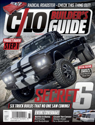 C10 Builder Guide Winter 2019