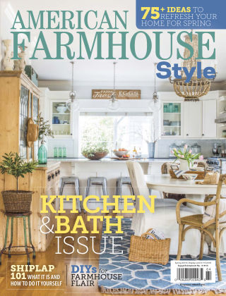 American Farmhouse Style Spring18