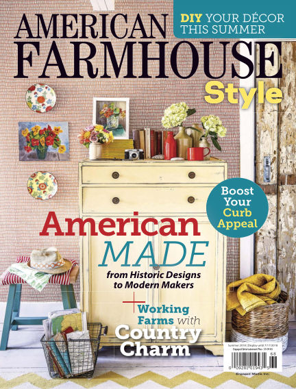 American Farmhouse Style May 15, 2018 00:00