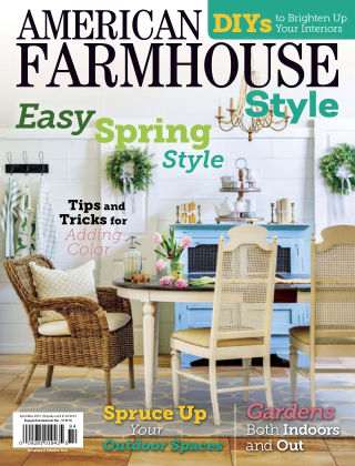 American Farmhouse Style Apr May 19