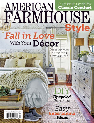 American Farmhouse Style Oct Nov 2019