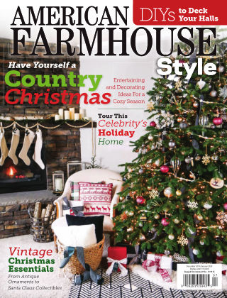 American Farmhouse Style Dec-Jan 2020