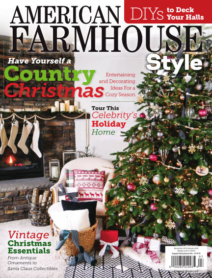 American Farmhouse Style November 05, 2019 00:00