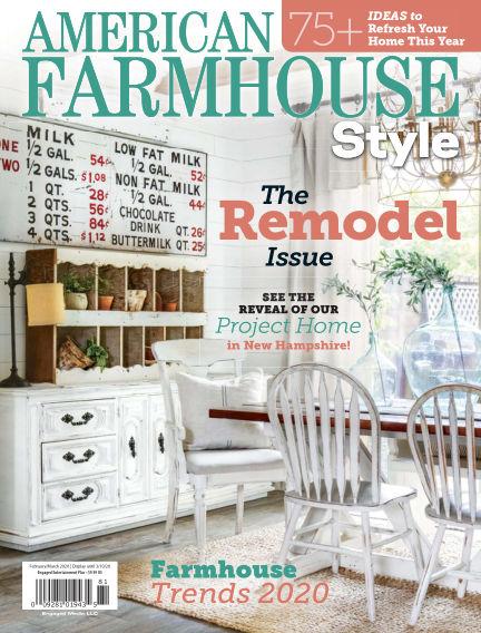 American Farmhouse Style January 07, 2020 00:00