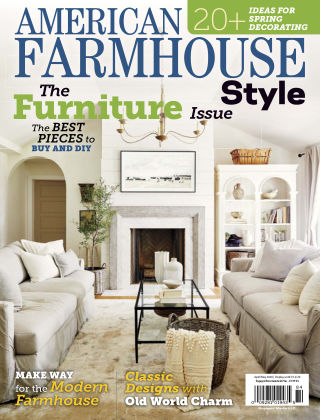 American Farmhouse Style Apr May 2020