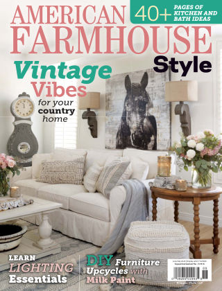 American Farmhouse Style June-July2020