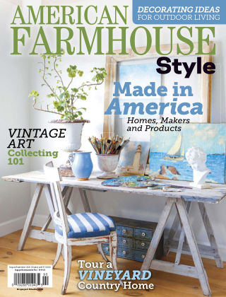 American Farmhouse Style Aug-Sep 2020