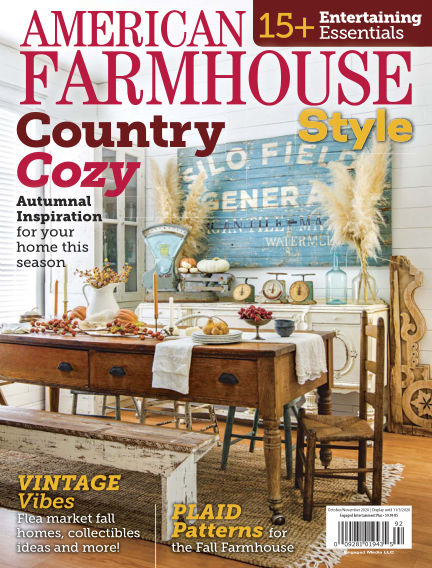 American Farmhouse Style September 01, 2020 00:00