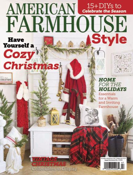 American Farmhouse Style November 03, 2020 00:00