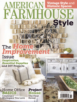 American Farmhouse Style Feb-Mar 2021