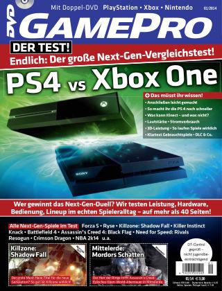 GamePro 01/14