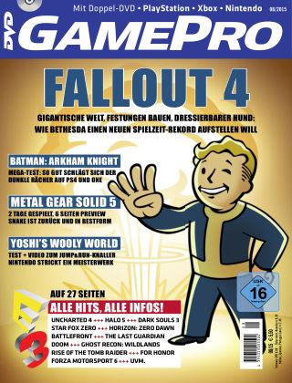 GamePro 08/15