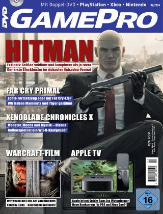 GamePro 02/2016