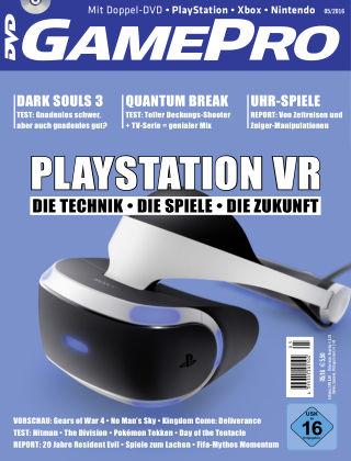 GamePro 05/2016