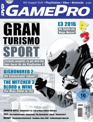 GamePro 07/2016