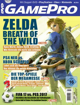 GamePro 08/2016