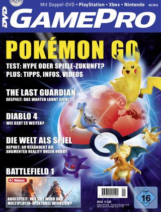 GamePro 09/2016
