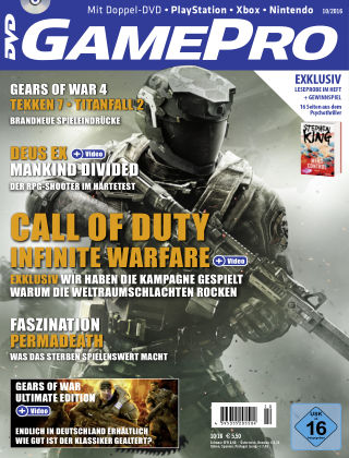 GamePro 10/2016
