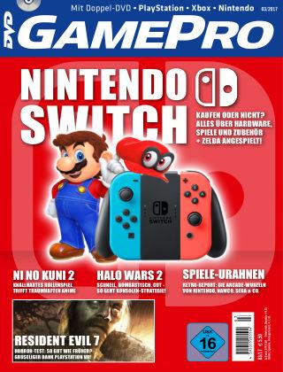GamePro 03/2017