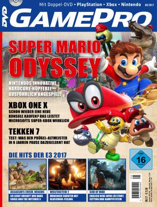 GamePro 08/2017