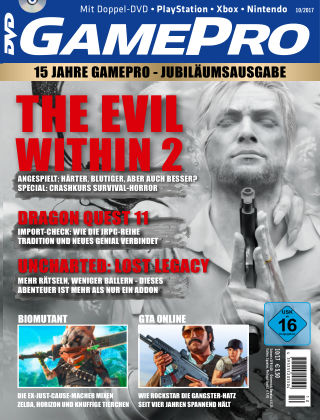 GamePro 10/2017