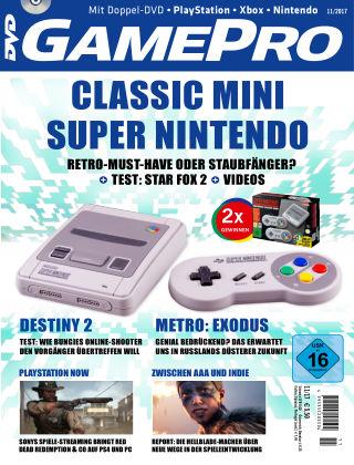 GamePro 11/2017