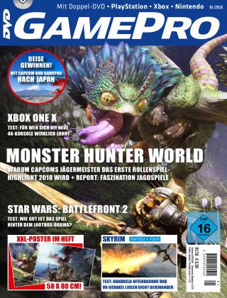 GamePro 01/2018