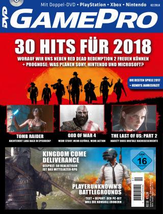 GamePro 02/2018