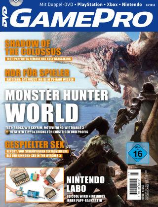 GamePro 03/2018