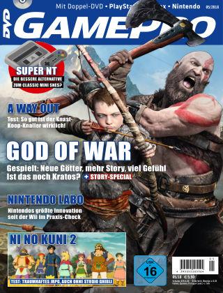 GamePro 05/2018