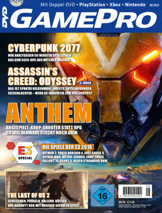 GamePro 08/2018