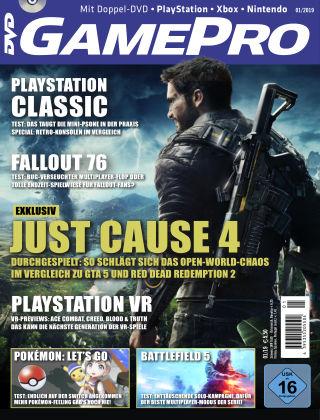 GamePro 01/2019