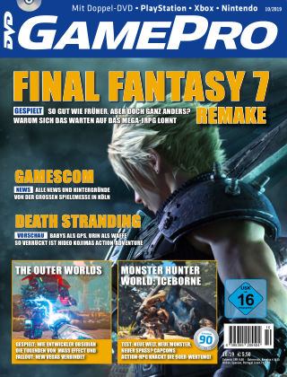 GamePro 10/2019