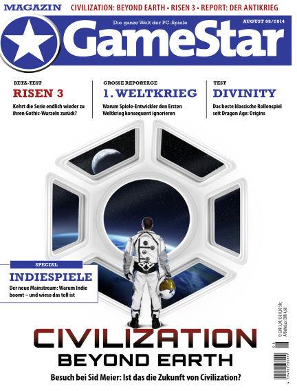 GameStar July 30, 2014 00:00