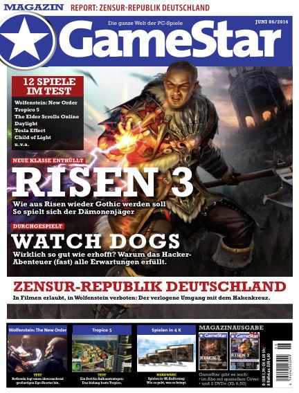 GameStar May 28, 2014 00:00