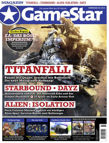 GameStar January 29, 2014 00:00