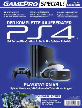 GamePro Sonderhefte 01/2017