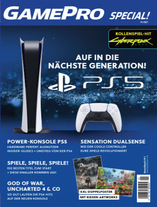 GamePro Sonderhefte 01/2021