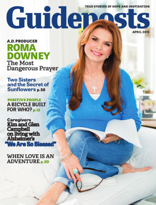 Guideposts April 2015