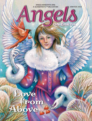 Angels on Earth Jan-Feb 2016