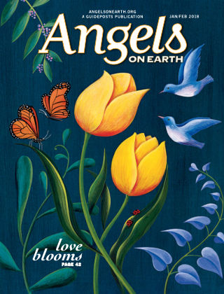 Angels on Earth Jan-Feb 2018
