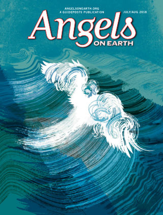 Angels on Earth Jul-Aug 2018