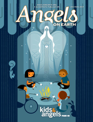 Angels on Earth Jul-Aug 2019