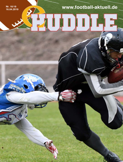 eHUDDLE April 16, 2019 00:00