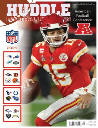 HUDDLE NFL Preview 2021 AFC