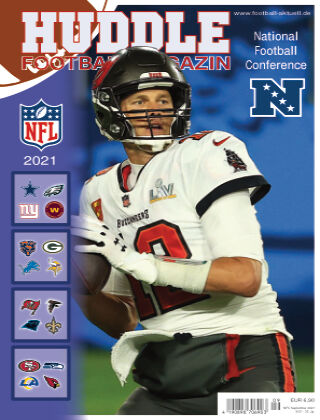 HUDDLE NFL Preview 2021 NFC