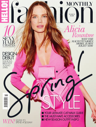 HELLO! Fashion Monthly March 2016