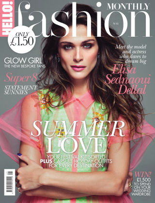 HELLO! Fashion Monthly May 2016